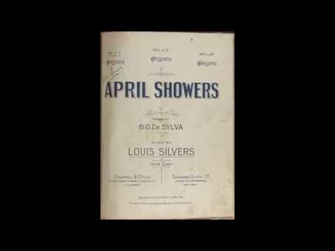 April Showers (1921)