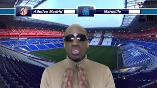 Atletico Madrid vs. Marseille Pre Match Analysis Preview Europa League Final