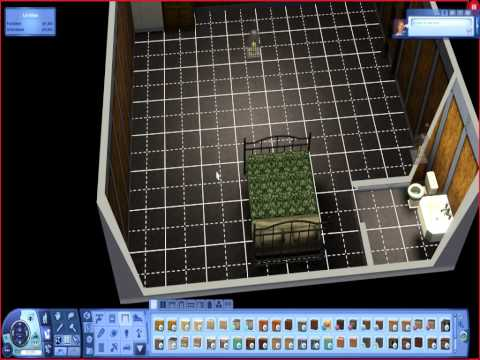 Sims 3 Apocalypse Challenge For ASMR: Bunker Construction