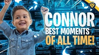 CONNOR'S BEST MOMENTS OF ALL-TIME! (Fortnite: Battle Royale)