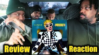 Cardi B: Invasion of Privacy • Album Review/Reaction