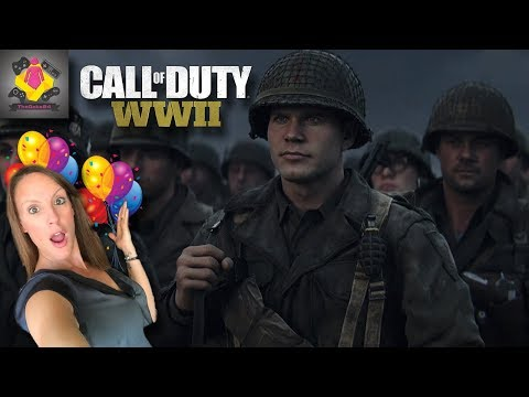 ❎ Call Of Duty WW2 Kill Confirmed PRE-BIRTHDAY BASH // CoD WWII LIVE STREAM // PS4 Pro ❎  TheGebs24