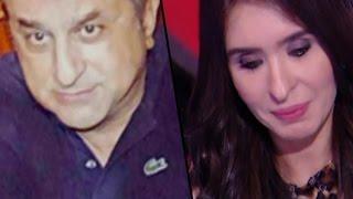 رد فعل دينا بعد عرض مذيعة الحياة لصورة حسام أبوالفتوح أمامها