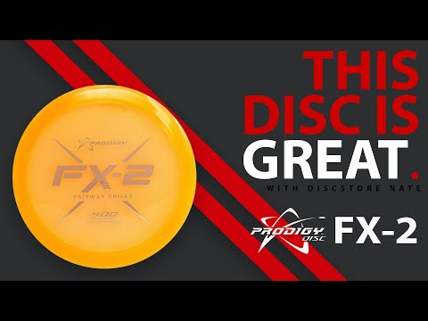 Prodigy FX 2 Disc Golf Disc Review