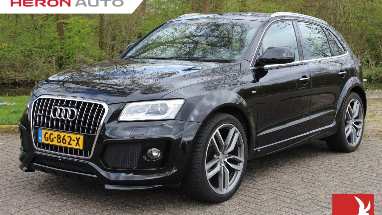 audi q5 2 0 tfsi 225pk quattro automatic s edition abt. Black Bedroom Furniture Sets. Home Design Ideas