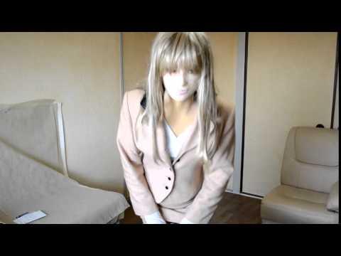 ニューハーフ female mask newhalf crossdresser 女装 2015.5.15