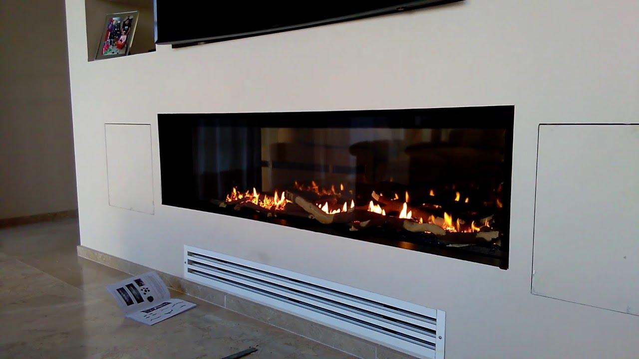 chimenea m design luna diamond 1600 dh youtube. Black Bedroom Furniture Sets. Home Design Ideas