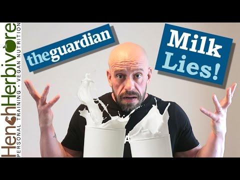Vegan Debunks Guardian Newspaper's LIES