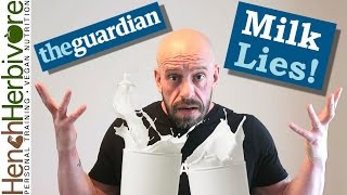Vegan Debunks Guardian Newspaper's LIES