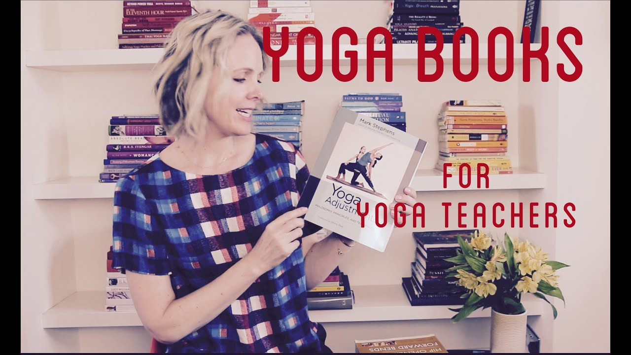 YOGA BOOKS FOR YOGA TEACHERS