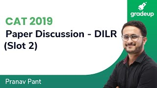CAT 2019 Answer Key (Slot 2) | DILR | Question Discussion with Solution