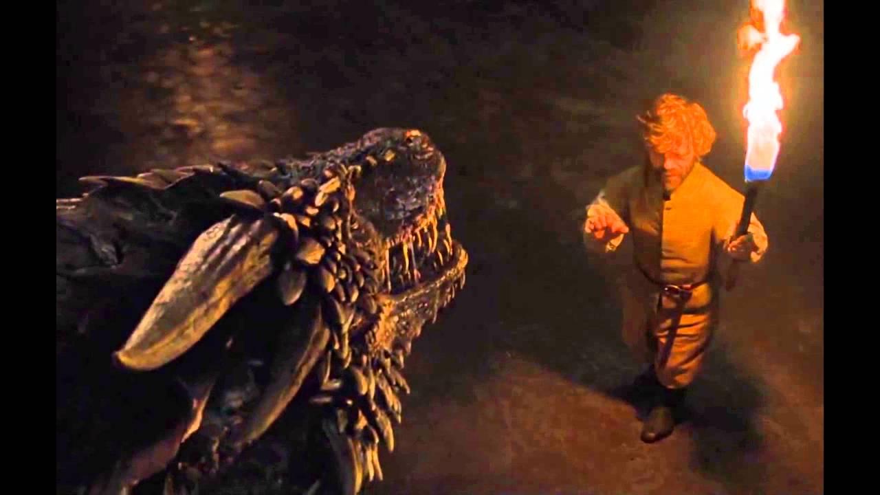 Juego de tronos 6x02 tyrion y los dragones youtube for Decoracion juego de tronos