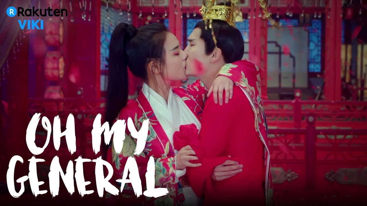 Oh My General Ep6 First Kiss Eng Sub Youtube