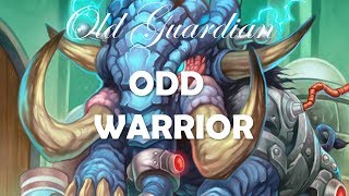How to play Odd Control Warrior (Hearthstone Boomsday deck guide)