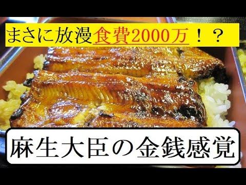 【隠居TV】第二弾:特別定額給付金を渋る張本人は「食費2000万問題」(年金じゃないよ)