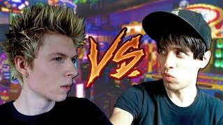 Arcade Warrior VS Matt3756 Arcade Challenge!