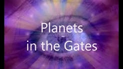 Human Design Planets in Gates