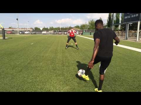 Soccer Goalkeeper Training - Warm up Routine