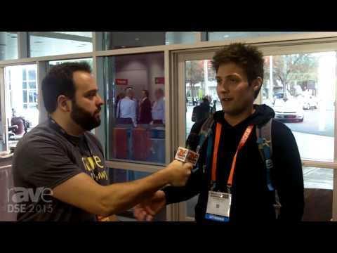 DSE 2015: Man on the Street with Nik and Evan