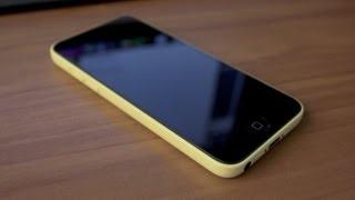 iPhone 5C Unboxing! (Yellow)
