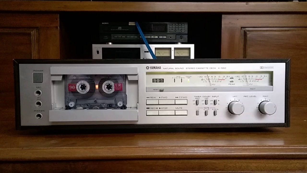 Yamaha K Cassette