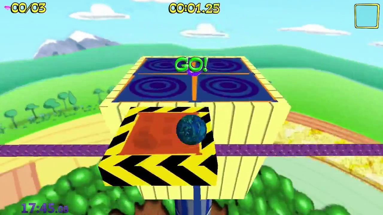 37 57 Marble Blast Gold 100 Levels Speedrun Youtube