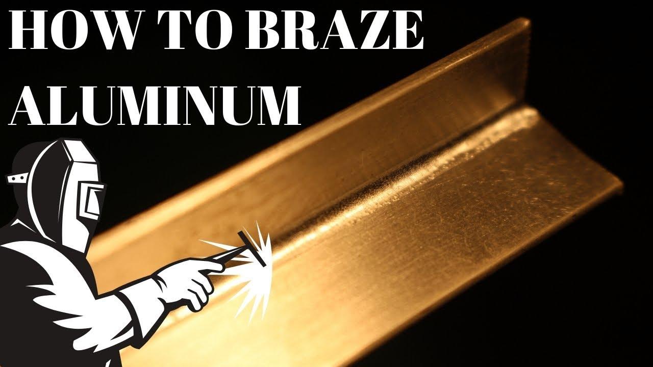 brazing steel Aluminium repair brown brass Low Temp Welding rods and flux