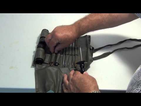 Quick Look: Swiss Army Stgw. 57 Cleaning Kit