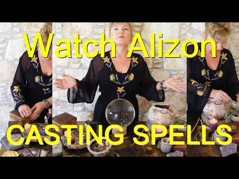 Spell Casting By Real Witch Alizon