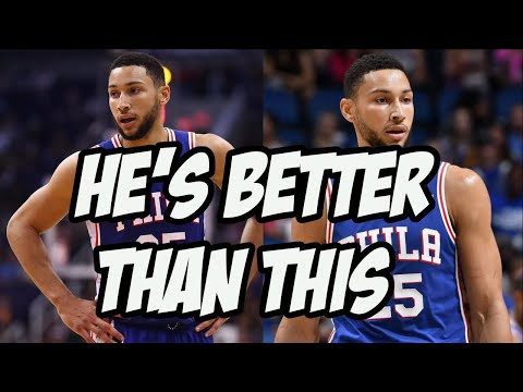 [AFunkyDiabetic] Ben Simmons has to be better for the 76ers