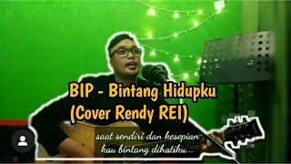 Cover Bintang hidupku - ipang (cover Rendy REI) #videolirik #cloudmusikgram
