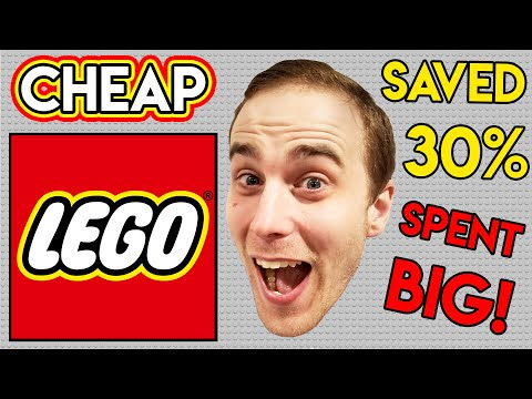 CHEAP LEGO From ToysRus! I Bought LOTS!
