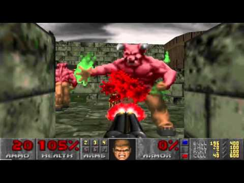 Doom: Memento Mori UV Max Speed Run World Record in 3:31:04