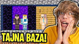 Jak Długo Mogę Żyć ZA PORTALEM Widza Zanim Zauważy? | Minecraft Extreme !