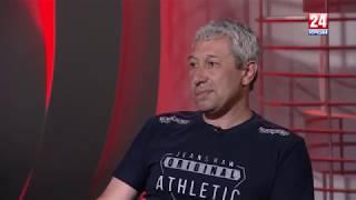"""Геннадий Сапожников в программе """"Мой спорт"""""""