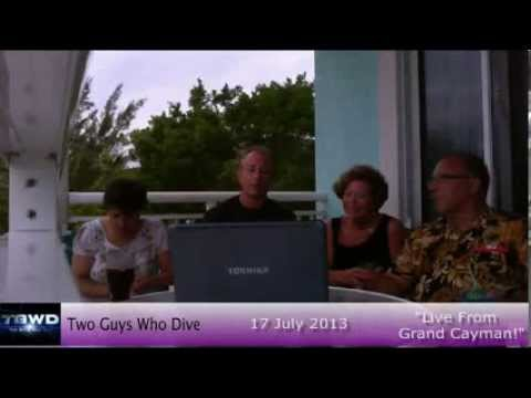 Two Guys Who Dive, Episode 74, 17 Jul 2013
