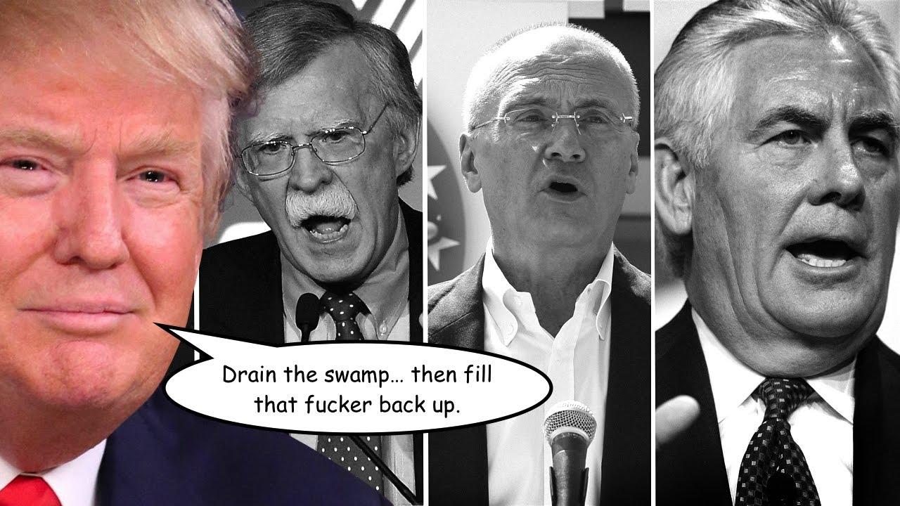 Trump's Cabinet Picks Represent Worst of Humanity: Assholes ...