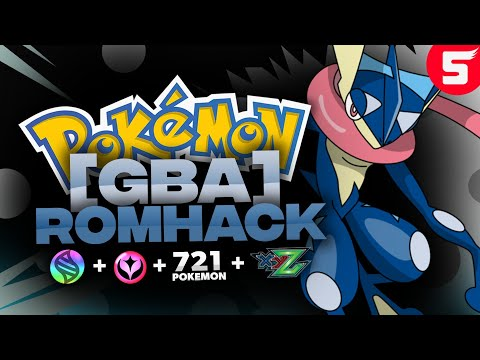 Pokemon rom hacks gba list