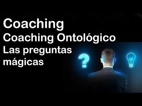 Coaching | Coaching Ontologico | Coaching con PNL Las preguntas Mágicas coach ontológico pnl y coach