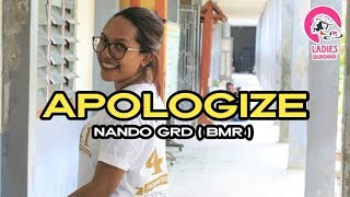 DJ Terbaru 2019 APOLOGIZE By Nando Grd ( BMR )