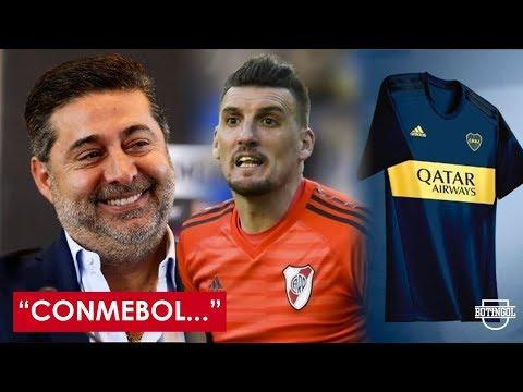 ¿AMÉRICA Quiere A ARMANI? + BOCA Firma Con ADIDAS + ANGELICI Elogia CONMEBOL