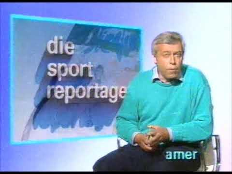 Die Sport-Reportage (Fragment), ZDF 24.5.1987