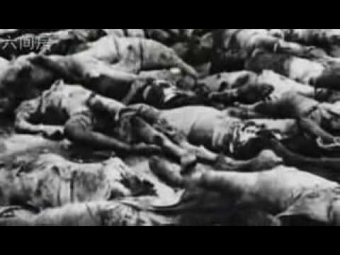 Ex-soldiers of Japanese Imperial Army confessed Massacres