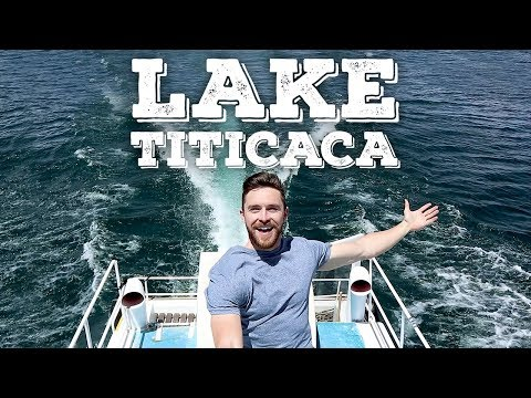 People Actually Live on These!? | Lake Titicaca - Vlog 104