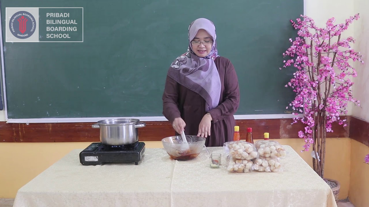 Download Cooking Club | Seri 14. Siomay ala Bazar Sekolah Pribadi Bandung