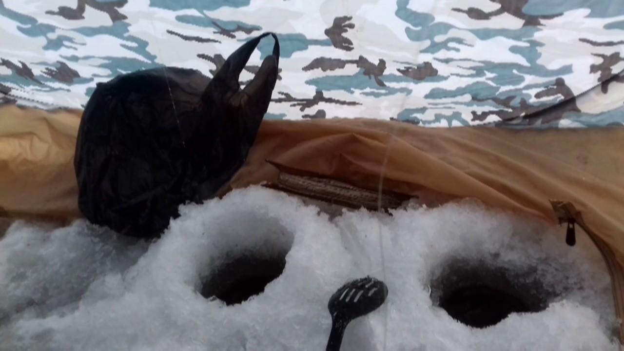 камера для зимней рыбалки видео