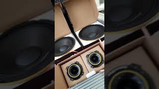 Evde oto ses sistemi soundmax midrange