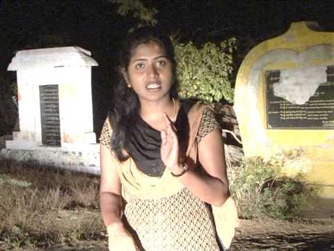 RaniRudrama Reporting on Telangana SRSP part 2 (Telugu: శ్రీరాంసాగర్ ప్రాజెక్టు)