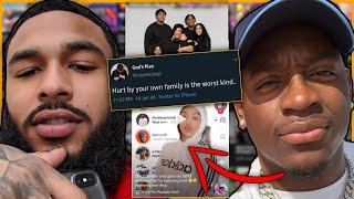 ClarenceNYC TV is Not Happy With queen naija Choices? & MORE TEA