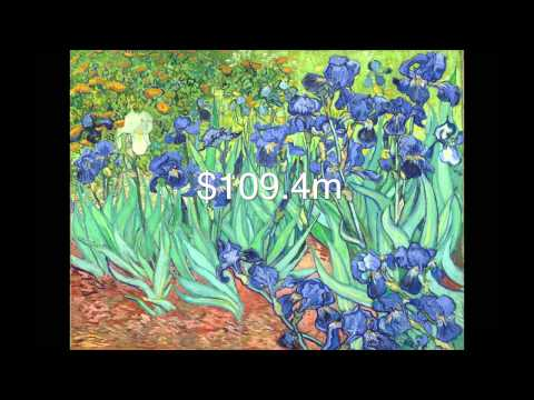 Van Gogh Auction Review: How much does art cost? (Essential Van Gogh book trailer UK)